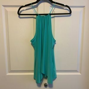 Express Flowy High Neck Tank